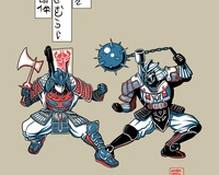 Samurai Formers
