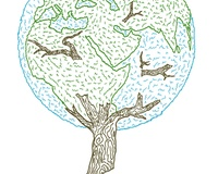 Tree World - Earth Day