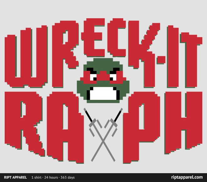Wreck-It Raph