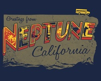 Greetings from Neptune