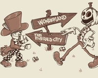 Wonderland Of Oz