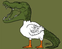 The Crocoduck