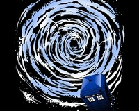 Vortex Tardis