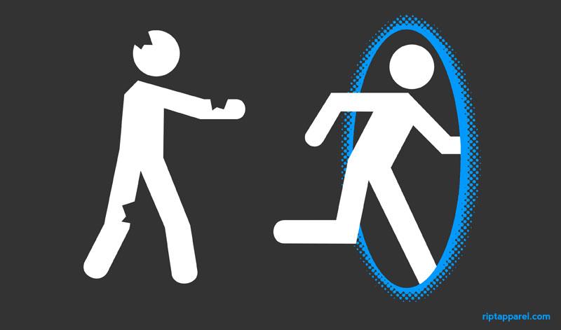 скачать игру Portal на русском через торрент - фото 7