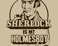 Sherlock Is My Holmesboy