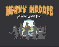 Heavy Meddle Tour