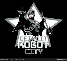 Detroit Robot City