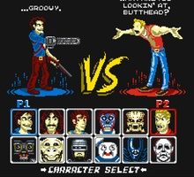 Super 80's Good Vs. Evil 2