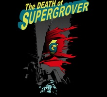 The Death of Super Grover
