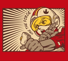 Go, Red Five, Go!