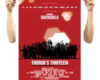 Thorin's Thirteen Poster