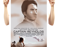 Captain Reynolds Poster