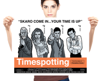 Timespotting Poster