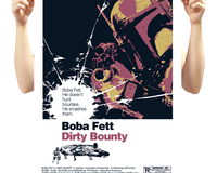 Dirty Bounty Poster