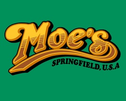 Detail View of T-Shirt - Moe's