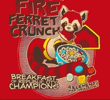 Fire Ferret Crunch