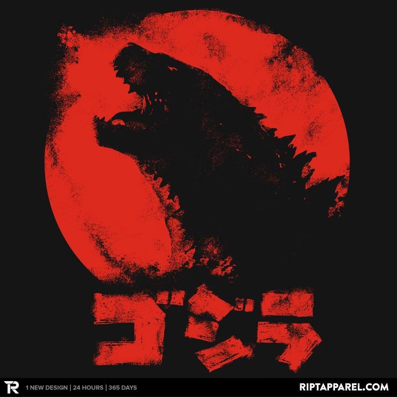 Godzilla T Shirt Designs