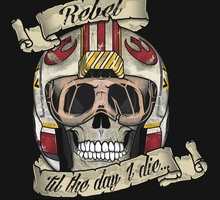 Rebel 'til The End