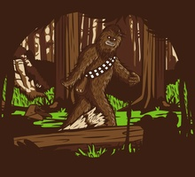 The Bigfoot of Endor