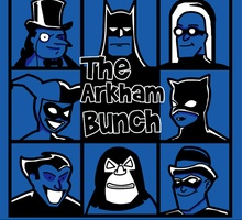 The Arkham Bunch