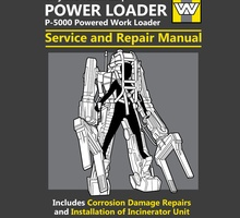 Power Loader Service & Repair Manual