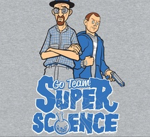 Go Team Super Science